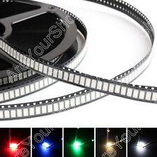5730 LED SMD SMT Rojo Verde Azul Blanco Cálido Blanco 5Color Lámpara Emitting