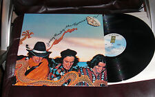 ROWANS Sibling Rivalry Asylum LP NM If Only I Could Peter Rowan Brothers Chris