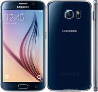 Samsung Galaxy S6 SM-G920F - 32GB - Schwarz (Ohne Simlock) Smartphone