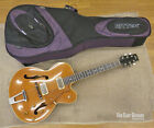Used Heritage Eagle TDC Brown Electric Guitar Free Shipping for sale
