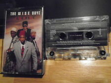RARE OOP The W.I.S.E. Guyz CASSETTE TAPE eF yoU eN Kay E rap Ill Al Skratch BNUS