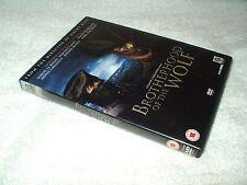 DVD Movie Brotherhood Of The Wolf