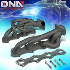 BLACK PAINT FINISHED HEADER FOR F150/F250/EXPEDITION 5.4L 8CYL EXHAUST/MANIFOLD