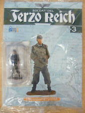 SOLDATI DEL TERZO REICH 3 COMANDANTE PANZER HOBBY & WORK SOLDATINO