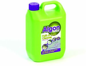 Algon Organic Path Patio Driveway Cleaner All-Purpose Cleaning Concentrate 2.5l
