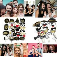 Funny Selfie Party Props Photo Booth Board for Birthday Wedding Christmas Decor