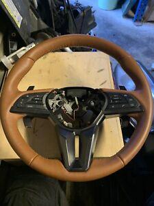 2017 Nissan Gtr R35 Steering Wheel