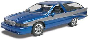 revell 85-4049 1/25 Alternomad Caprice™ Plastic Model Kit new in box