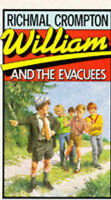 William and the Evacuees, Crompton, Richmal | Mass Market Paperback Book | Good