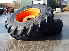 Kubota Tyres/Wheels for Tractors