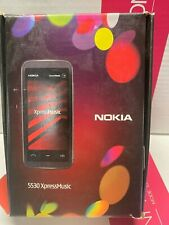 Nokia XpressMusic 5530 Mobile Phone Old Stock Rare collectors MOBILE PHONE Cell