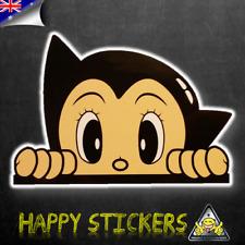 Large Astro Boy Peek Luggage Car Skateboard Laptop Scooter Vinyl Decal Sticker
