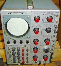 Tektronix Oscilloscope Type 535 with Type M Plug-In Unit