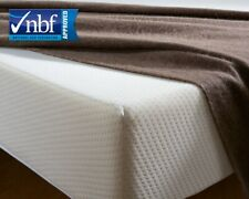 New Foam Kingsized Mattress Knitted Topper LOCAL DELIVERY ONLY