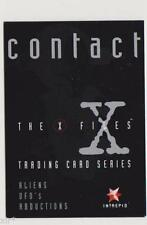 X-Files 1990s Collectable Trading Cards
