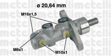 Pompa freni Ø20,64 M16x1,5 (2)+M10x1 (2) -Abs Hyundai Atos 1.0 12v 97>03