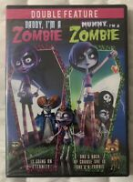Daddy, I'm a Zombie / Mummy, I'm a Zombie Double Feature DVD OOP New Sealed