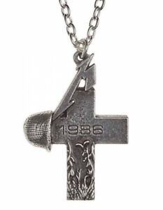Alchemy England - Metallica: Master of Puppets, 1986 Cross Pendant Necklace Gift