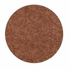 Bright House Solid Color Round Area Rugs