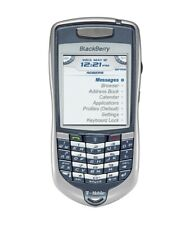 BlackBerry 7100 Handy Dummy Attrappe - Requisit, Deko, Ausstellung, Retro
