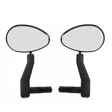 CATEYE Bicycle Mirror Left & Right BiKE Rearview Mirror Cycling Rear View Mirror