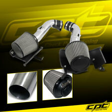 07-09 350Z V6 3.5L Polish Cold Air Intake + Stainless Steel Air Filter
