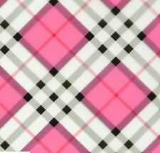 Hydrographic Film Water Transfer Printing Film Hydro Dip Pink Plaid