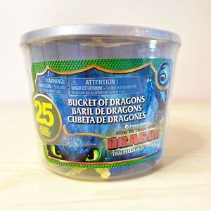 How to Train Your Dragon [The Hidden World] Bucket of Dragons NEW B#47