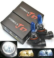 Halogen 9005 HB3 65W 5000K White Two Bulbs Head Light High Beam Replace Stock OE