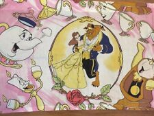 Beauty And The Beast Curtain Valance Disney Mrs Potts Chip Cogsworth