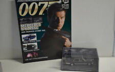 Nr. 62 James Bond 007 Modellauto Collection - Mercedes S-Klasse 1:43 + Heft