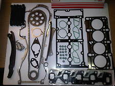 VAUXHALL COMBO VAN 1.3 CDTi TD TIMING CHAIN KIT + HEAD GASKET SET & HEAD BOLTS