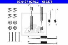 Kit d'accessoires, mâchoire de frein HYUNDAI ACCENT II (LC) ACCENT II  (LC) EXCE