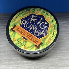 Perfectly Posh Rio Rumba Natural Sand Scrub Pedicure Grade New Sealed 9oz