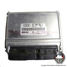 01 02 03 04 Audi Allroad A6 C5 Quattro 2.7T Engine Computer ECU ECM 4Z7 907 5...