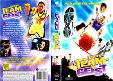 """VHS - """" Der Team-GEIST ( The 6th Man )"""" (1997) - Marlon Wayans - Kadeem Hardison"""