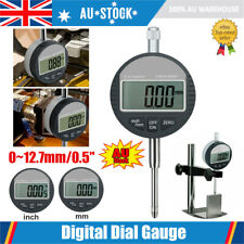 Digital Dial Test Indicator DTI 0.01mm Measuring Probe Gauge 0 12.7mm