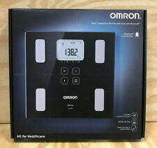 Omron Body Composition Monitor And Scale With Bluetooth Connectivity