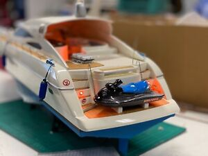 RC BOAT LUXURY YACHT TOP QUALITY