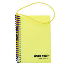 Scuba Notes® Underwater Notebook with Pencil, 30 Waterproof Pages