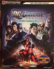DC UNIVERSE ONLINE THE NEXT LEGEND IS YOU OFFICIAL STRATEGY GAME GUIDE