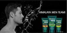 Himalaya Herbals Men Intense Oil Clear Lemon Power Glow Pimple Neem Face Wash