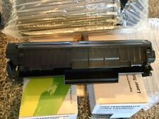 2 EMPTY HP12A Q2612A Canon 104 Black Toner Cartridges for Refill Great Condition