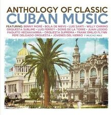 Various Artists - Anthology of Classic Cuban Music [New CD] Manufactured On Dema