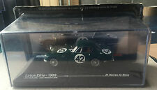 "DIE CAST "" LOTUS ELITE - 1959 "" 24 HEURES DU MANS SCALA 1/43"
