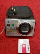 Sony CyberShot W290 12.1MP Digital Camera - Silver