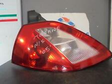03-06 RENAULT MEGANE 5DR N/S PASSENGERS SIDE REAR LIGHT 8200073236