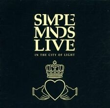 Simple Minds in the City of Light (live, 1986) [CD DOPPIO]