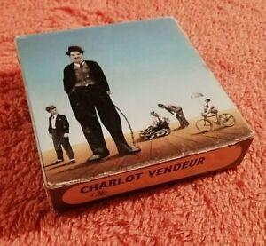 FILM IN 8 MM. CHARLOT VENDEUR FILMOFFICE