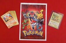 Lot 300 Japanese Pokemon Cards 11 Party Gift Bags of 25 Each Includes 11 Holo